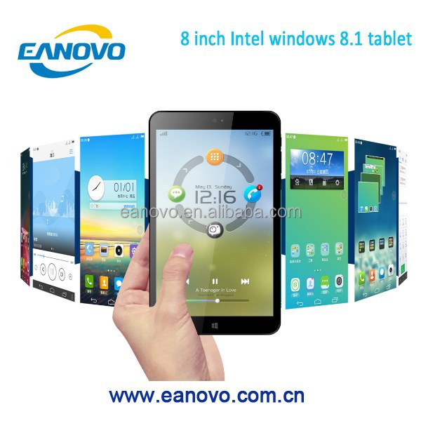 Intel windows 8.1 tablet Quad core Z3735F Dual Cameras 1G+ 16GB, Wi-Fi 800*1280 tablet direct manufacture
