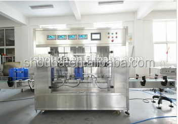 Automatic factory price vegetable oil/cooking oil filling machine