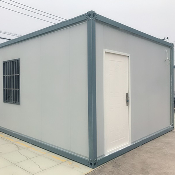 20ft 40ft Chinese Factory Supply  Low cost prefab houses Modern Container House