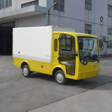 Utility electric closed pickup truck (LT-S2.B.HX)
