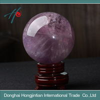 Wholesale Gemstone Spheres:Amethyst Balls