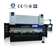 top quality new sheet steel cnc hydraulic press break,cnc hydraulic press brake pipe bending machine used