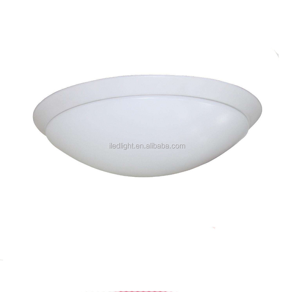 18W SAA UL Round Flush Mounted LED Oyster Lamps for Hallway Lighting