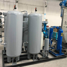 High Quality Nitrogen Generation With Pressure Swing Adsorption