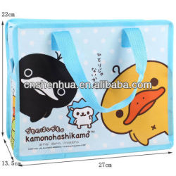 cute pp nonwoven bag/pp laminated non woven bag for kids