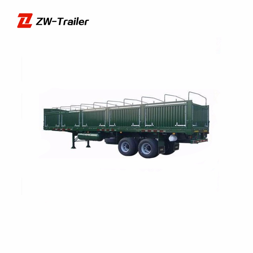 Trailers Company Livestock Cattle Camper Van Widely Used Fence Cargo Trailer