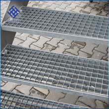 Round grill stainless steel grating standard size
