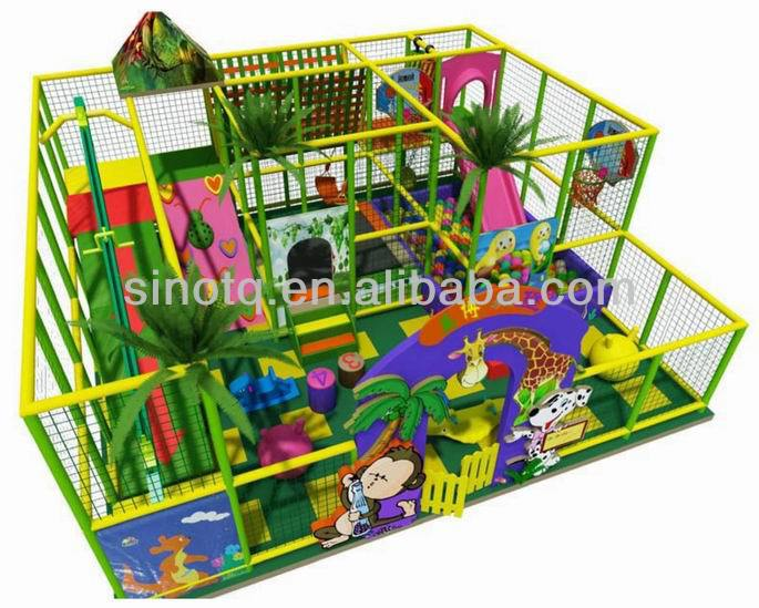 Children commercial funny soft play indoor playground
