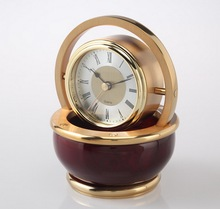 Windsor Cherry Wood Carriage Clock