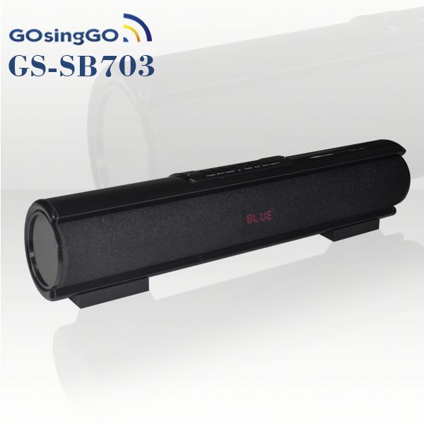high-end bluetooth wireless multimedia speaker system sound bar mini speaker bar sound bar