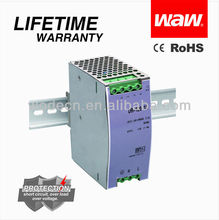 DR 120W 12V DIN Rail Power Supply
