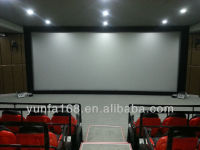 Popular Cinema Theater Equipment for sale,5D,7D,9D Cinema Equipment