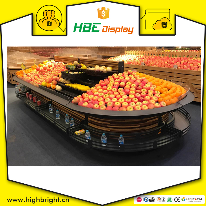 supermarket vegetable shelf rack vegetable and fruit display shelves