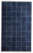 Competitive price widely use high efficiency poly solar pv module 250w