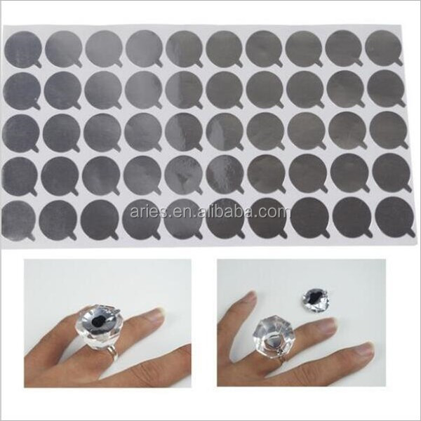 planting Eyelash the glue tray crystal ring pigment cups large diamond ring rings mug munsu semi-permanent material
