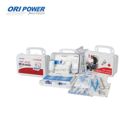 OP FDA CE ISO approved pp home workplace building factory first aid kit box