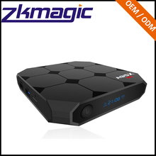 2017 Zkmagic High quality Android TV box A95X R2 Support Bluetooth 4.0 Android 7.1 smart tv box A95X R2