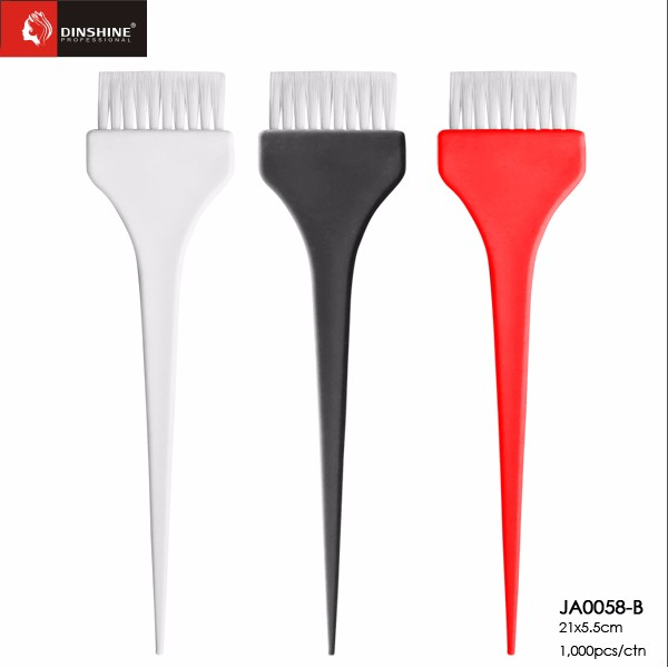 New product high quality hair product tinting brush for salon