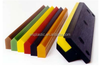 Custom Molded Polyurethane Squeegee at low price