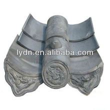 ancient chinese style clay roofing material