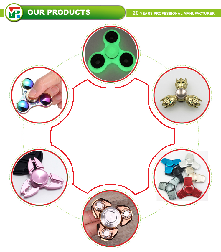 Tri Fidget Hand Spinner, Great Gift for ADD, ADHD, Anxiety and Autism Adult Children,Ultra Fast Bearings, Finger Toy