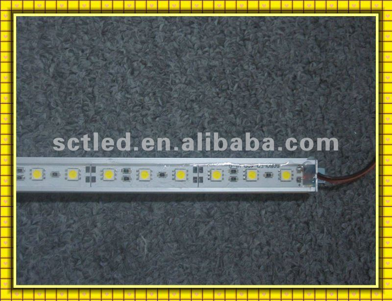 cold white waterproof smd 5050 led rigid bar