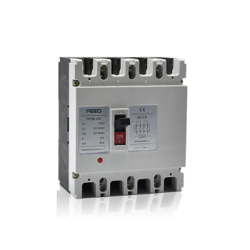 PV protection 250A mccb mcb contactor 250a 250 amp dc mccb circuit breaker 250A MCCB Accessory For Solar Energy