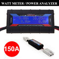 LCD 150A Watt Meter Battery Voltage Current Power Analyzer Tester with the best factory price