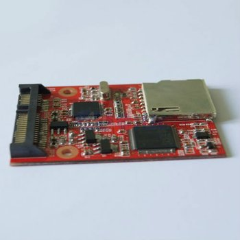 SATA to SD adapter card