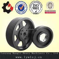 Made In China Casting Flat Belt Pulley