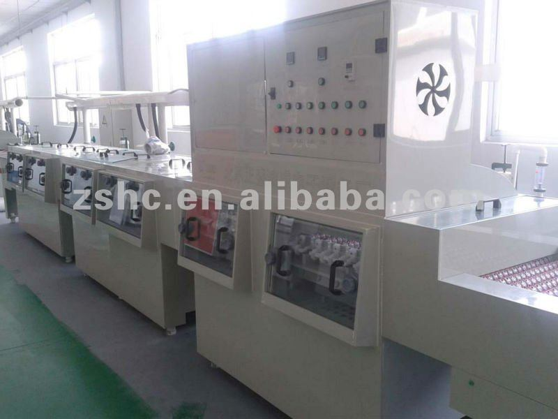 chemical etching machine for gasket,SMT filter,copper washers,electronic components