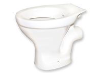 Modern Look European P Type Water Closet From Branded Sanitaryware Supplier