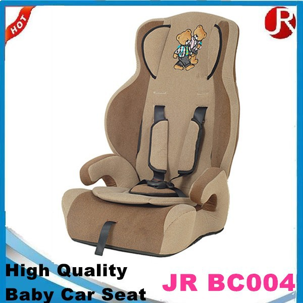 ECER44/04/ safety design portable baby car seat for baby 9-36kgs baby car seat