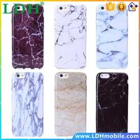 Stone Granite Marble Texture Pattern TPU Soft Case for iPhone 6s 6 4.7/ 5 5S 5G Thin Back Cover for iphon 6 s Marble Phone Cases