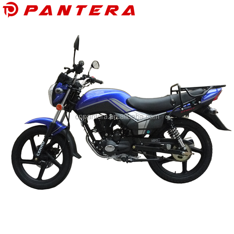 Racing Shaped Motorcycle 2016 New Street Motorcycle 150cc for Sale