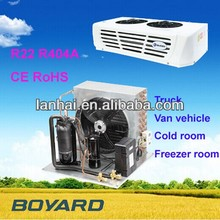Boyard low-temperature compressor for freezing cold storage refrigeration unit for truck and trailer