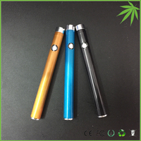 CO2 Oil Cartridge Battery With Button