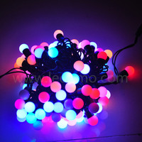 2016 new outdoor Christmas house decoration LED ball light