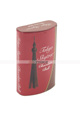 Special Shape Candy Chocolate Tin Can with Hinged
