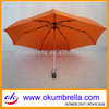 New style most popular lady 3 section umbrella