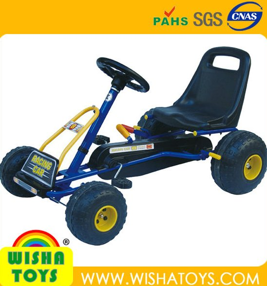 Children pedal go kart/kids pedal ride on car