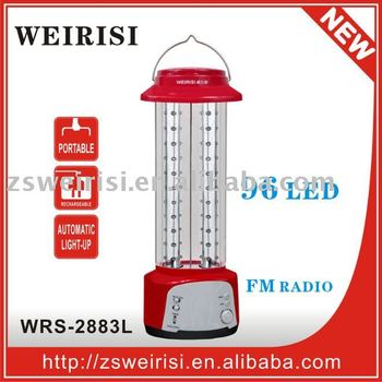 Rechargeable LED Emergency Light (WRS-2883L)