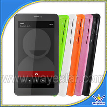 cheapest tablet Allwinner A13 tablet pc 2g sim card slot Android smart tablet phone