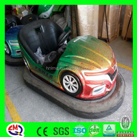Outdoor games for battery bumper car games