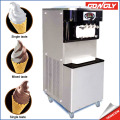 Professional quality floor stand soft ice cream maker / 304 Stainless Steel ice cream machine