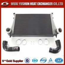 High Performance Bar and Plate Excavator Spare Parts Oil Cooler Radiator