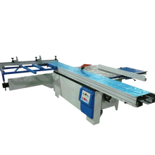 Cheap price wood cutting used sliding table panel saw machine