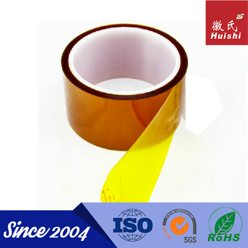 Heat resistant insulation silicone adhesive solar photovoltaic polyimide tape