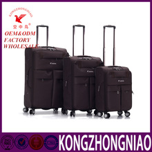 Baigou famous brand trolley luggage 360 Degree Silent Revolvable Universal Wheel