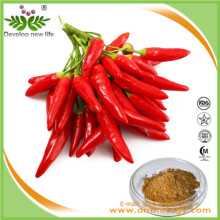 Natural ghost chili Extract / pepper oleoresin Capsicum Oleoresin for pepper spray